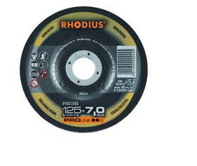 Rhodius - Skrubskive Proline RS38
