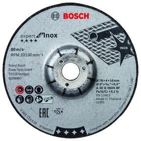 Bosch - Skrubskive 76x4mm