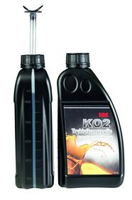 KGK - Kompressorolie koksfri 1l K02