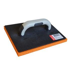 Sprehn - Pudsebræt m/orange skum 180x240x20mm