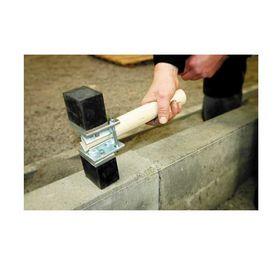 Optimas - Stenhammer med udskiftelige gummiklodser