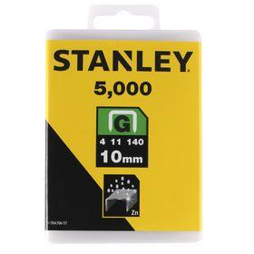 Stanley - Hæfteklammer 10mm á 5000 stk
