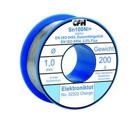 CFH - Loddetin EL 322 elektronik