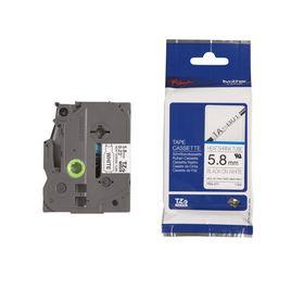 Brother - Krympe tape HSE211 5,8 mm