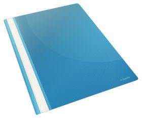 Esselte - Tilbudsmappe Vivida u/lom. A4 blå