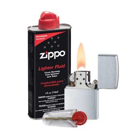 Zippo - Startersæt All-In-One kit