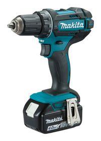 Makita - Bore-/skruemaskine DDF482RM3J 4,0 Ah 18V