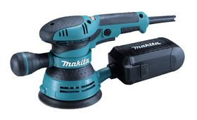 Makita - Excentersliber  BO5041J 125mm