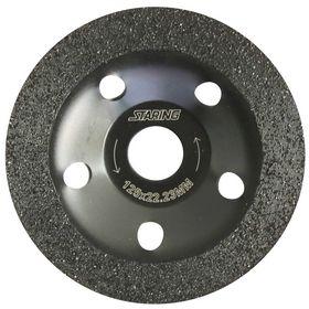 Staring - Kopsten STD-125-004 diamant blødt materiale