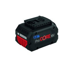 Bosch - Batteri PROCORE 18V 8AH