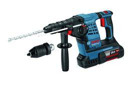 Bosch - Borehammer GBH36VF-LI PLUS 2X6A CASE
