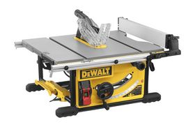 DeWALT - Bordrundsav DWE7492 transportabel 250mm