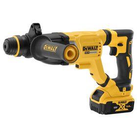 DeWALT - Borehammer 18V DCH263P1 SDS-Plus 1x5,0 Ah