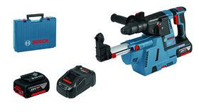 Bosch - Borehammer GBH 18V-26 2x6 m/GDE Case