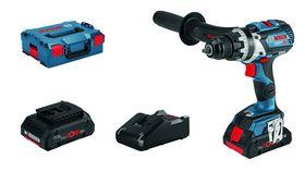 Bosch - Bore-/skruemaskine GSR 18V-110 C 2X4,0AH ProCORE L-BOXX