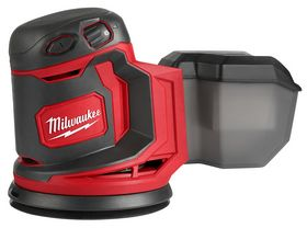 Milwaukee - Excentersliber M18 BOS125-0 Solo