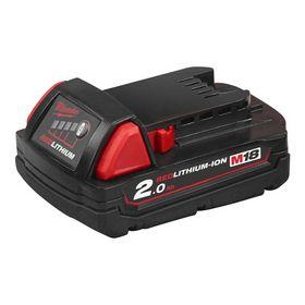 Milwaukee - Batteri M18 B2 2,0AH Li-ION