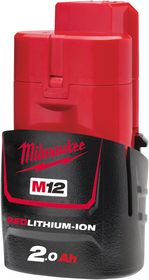Milwaukee - Batteri M12 B2