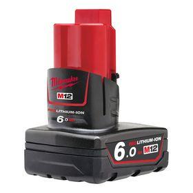 Milwaukee - Batteri M12 B6