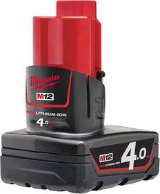 Milwaukee - Batteri M12 B4