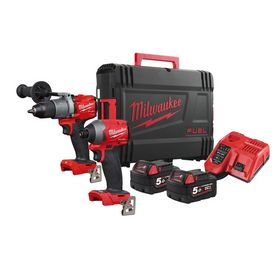 Milwaukee - Maskinsæt M18 fpp2a2-502x, 18V