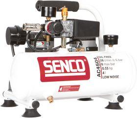 Senco - Kompressor AC4504, Støjsvag