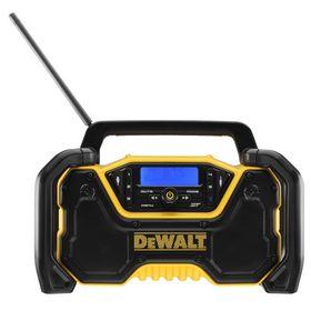 DeWALT - Radio DAB DCR029 m/USB udtag 12V-18V