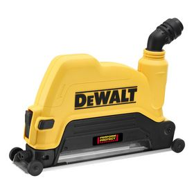 DeWALT - Sugeskærm DWE46229 t/vinkelsliber 230mm