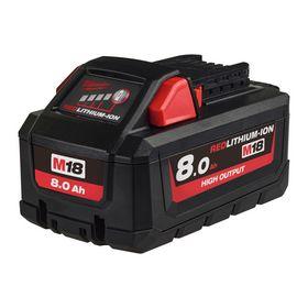 Milwaukee - Batteri M18 HB8 8,0 Ah 18V