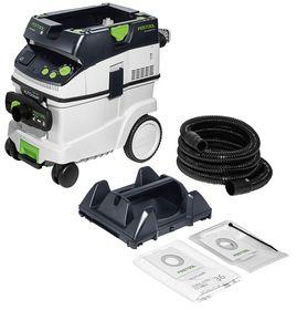 Festool - Støvsuger CTL 36 E AC PLANEX CLEANTEC