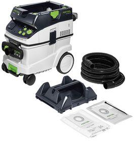Festool - Støvsuger CTM 36 E AC-PLANEX CLEANTEC