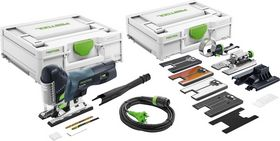 Festool - Stiksav PS 420 EBQ-Set CARVEX