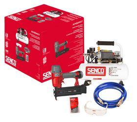 Senco - Dykkerpistol & kompressor AFN0024KIT