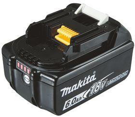 Makita - Batteri 18V BL1860B 6,0 Ah Li