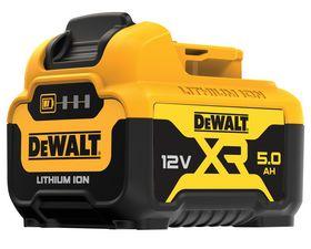 DeWALT - Batteri 12V 5 Ah, XR Li-ion