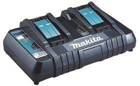 Makita - Oplader DC18RD dobbelt 14,4 - 18 V