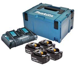 Makita - Akku batteripakke 4 x 18V/4,0 Ah