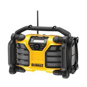 DeWALT - Radio DAB med oplader XR DCR017 10,8-18V