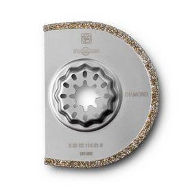 FEIN - Multicutterklinge SL DIA ø75x2,2mm halvrund, 1 stk