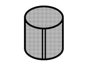 Nilfisk - Filter-si til væskesugning