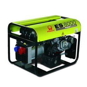 Pramac - Generator ES8000 benzin 400V