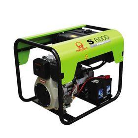 Pramac - Generator S6000TYEDI diesel