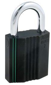 Ruko - Hængelås RB2641 Type 2 sort