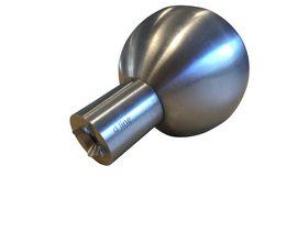 d line - Kugle knopgreb slebet Ø50 m/fast knop