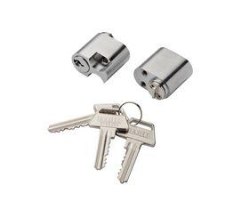BASIXX - Cylindersæt 2602 rfl Rokoko inkl. 3 nøgler