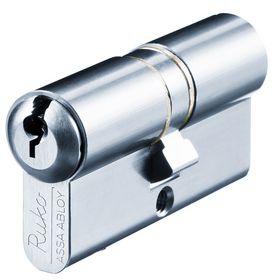 Assa Abloy - Profilcylinder RB1620 rsl +0+0 dobbelt