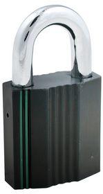 Assa Abloy - Hængelås RB2646 sort kl.2 Ø10mm bøjle