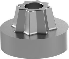 ECO Schulte - Akselforlænger 10 mm t/ETS42/73