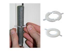 JML ringe - Dørring selvsmørende nylon
