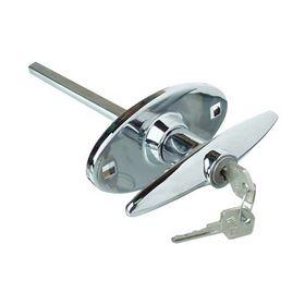 PN Beslag - Garage paskvilgreb med lås